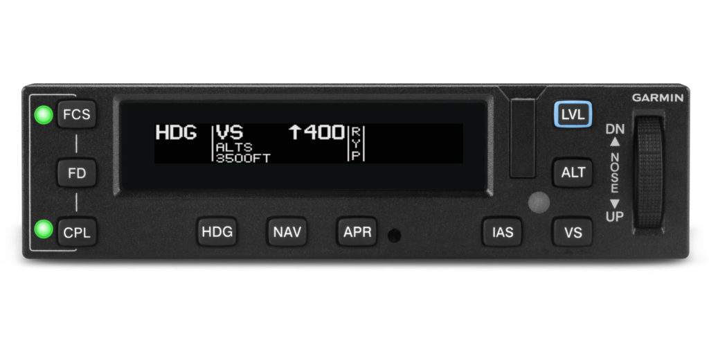 Mode controller for GFC 600H helicopter flight control system